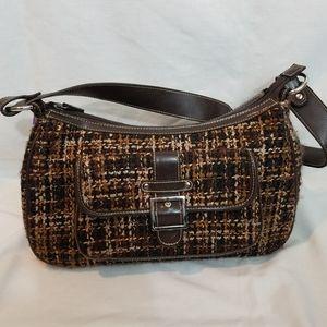 Handbags - Tweed bag